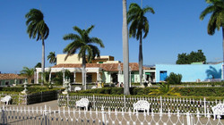 Trinidad főtere