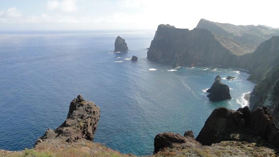Madeira északi oldala