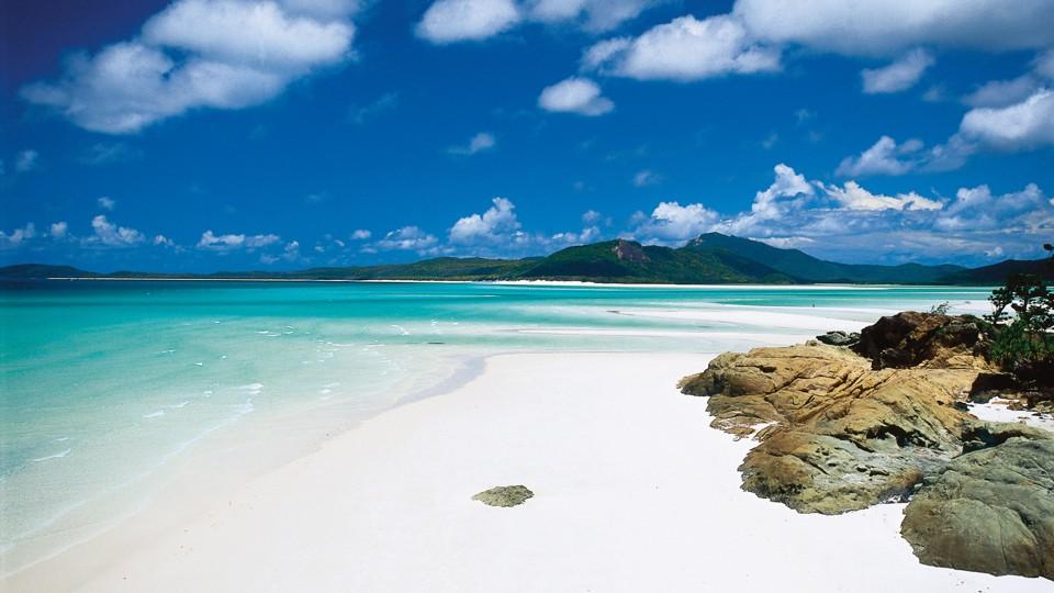 Whitsunday-sziget