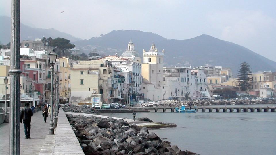 Ischia város