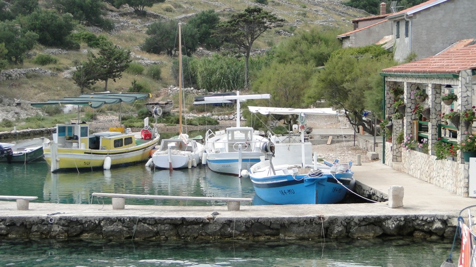Kornatok, Smokvica Vela-sziget