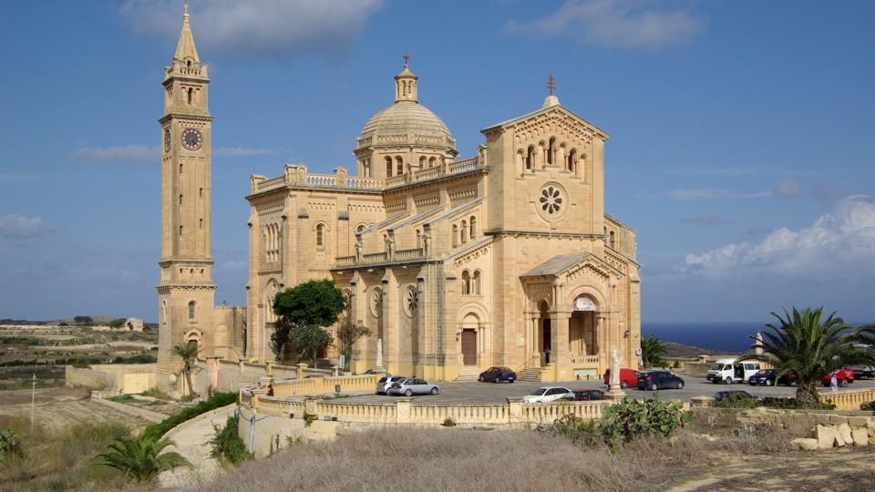 Gozo, Ta Pinu bazilika