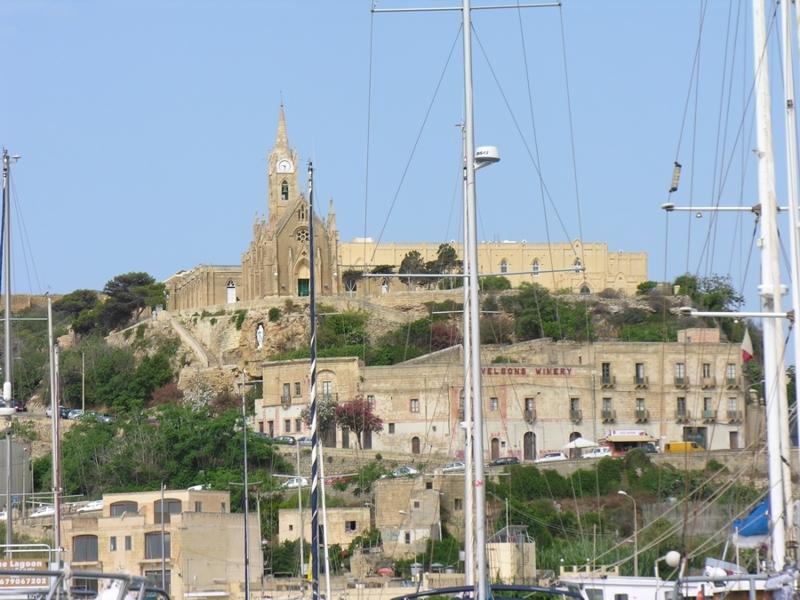 Gozo, Mgarr