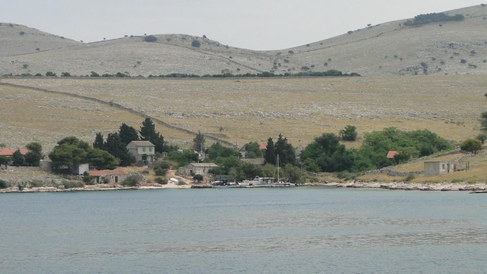Kornat-sziget