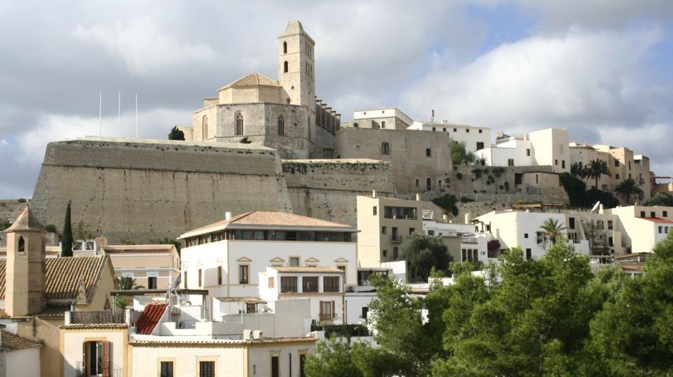 Ibiza, a fellegvár