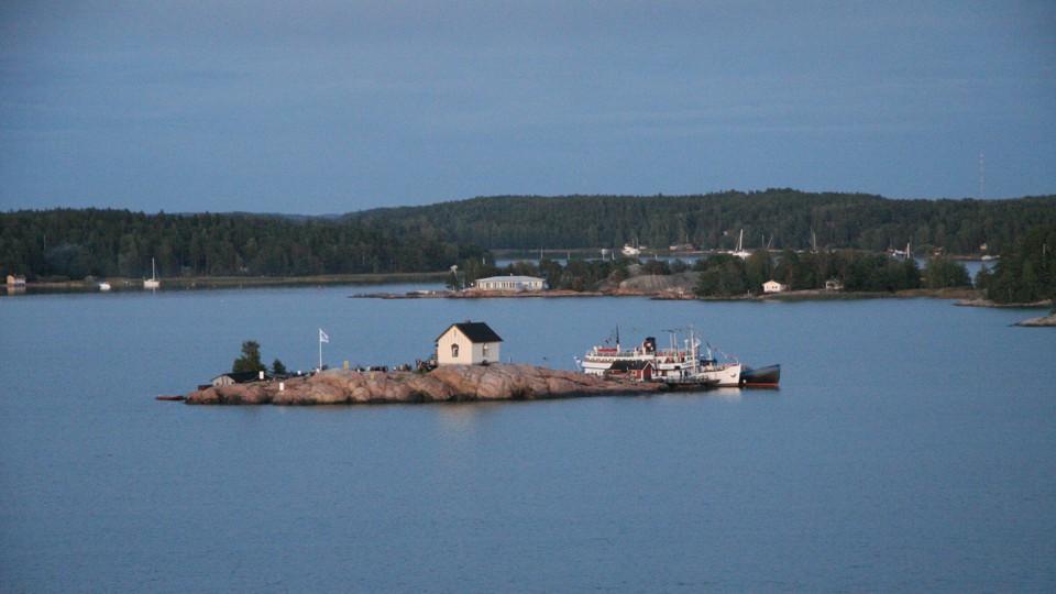 A finn szigetvilágban
