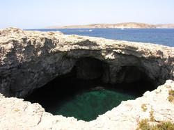 Málta, Coral-lagúna