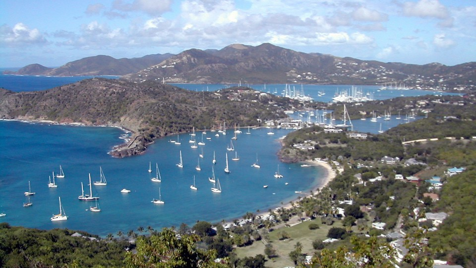 Antigua, English Harbour