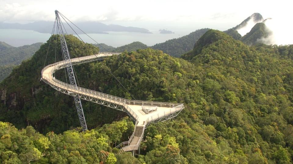 Langkawi, Sky Bridge
