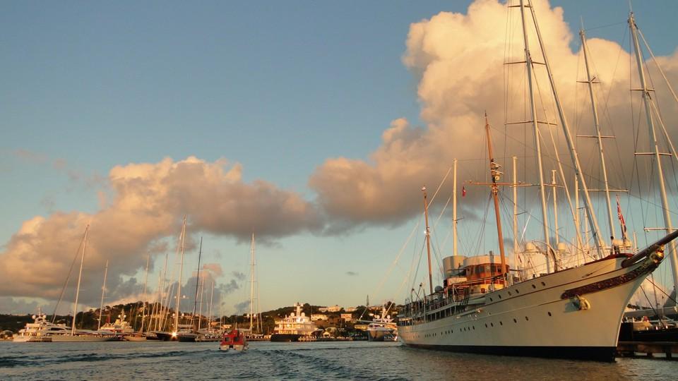 Antigua, Falmouth Harbour