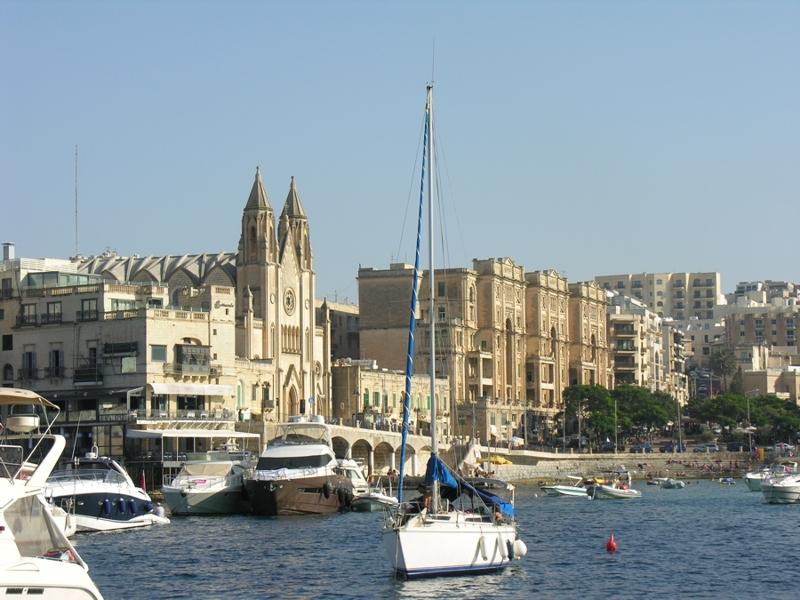 Malta, St. Julian