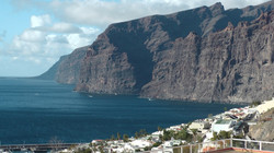 Tenerife nyugati oldala