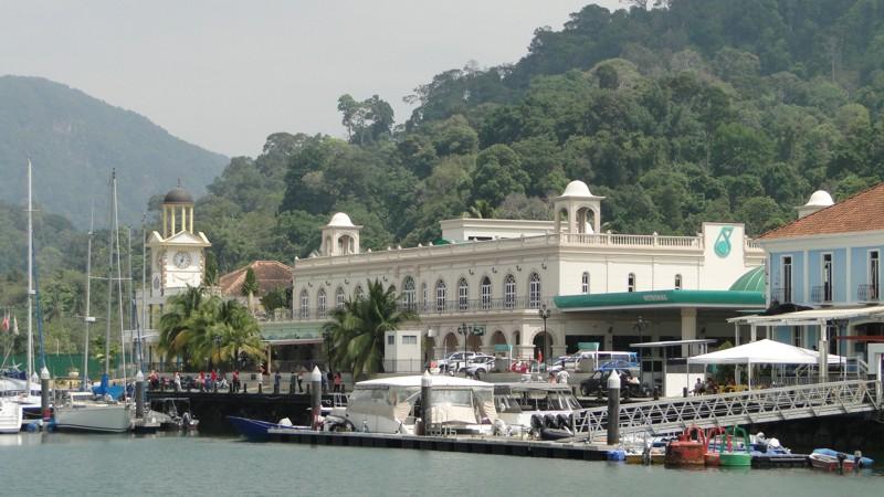 Langkawi, Telega Marina