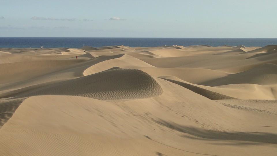 A gran canariai sivatag