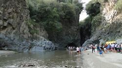 Szicilia, Alcantara-kanyon