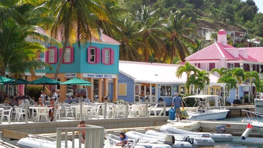 Tortola, Soper's Hole