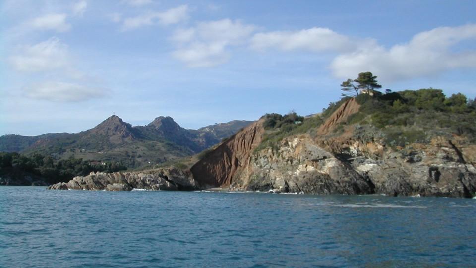 Elba déli oldala