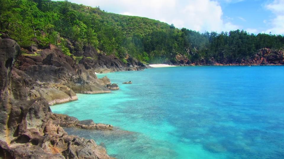 Whitesunday-sziget