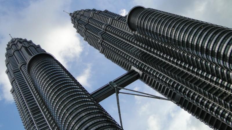 Kuala Lumpur, Petronas-tornyok