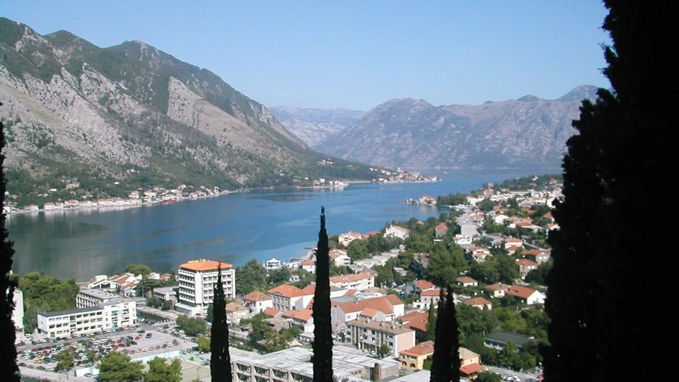 Montenegró, Kotori-öböl