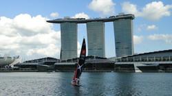 Szingapúr, Marina Sands Bay