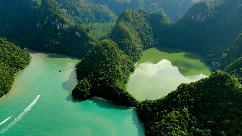Dayang Bunting-sziget