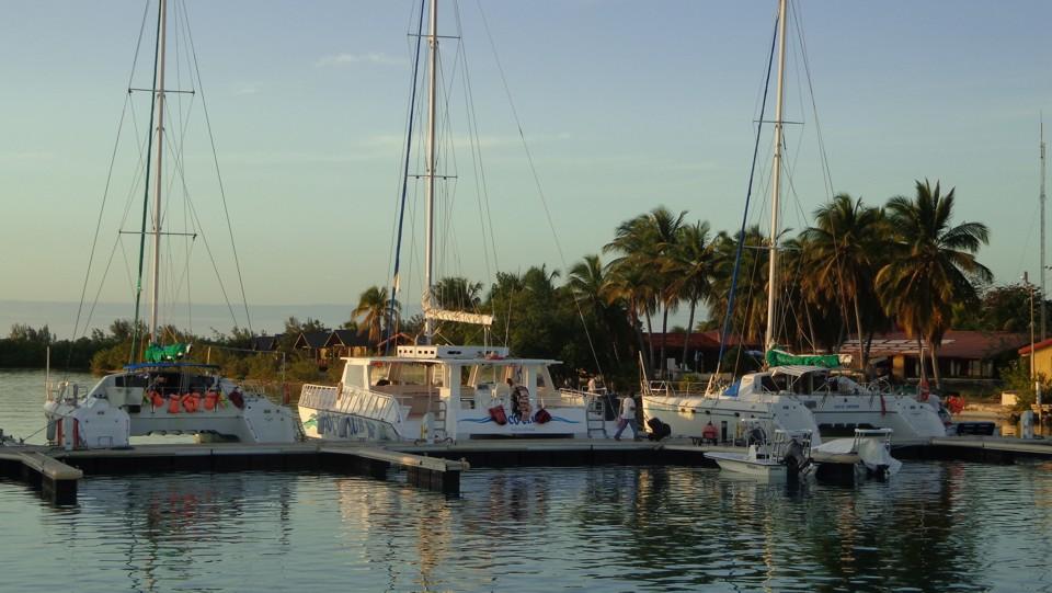 Marina Cayo Largo