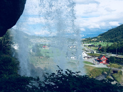 Steinsdals-vízesés