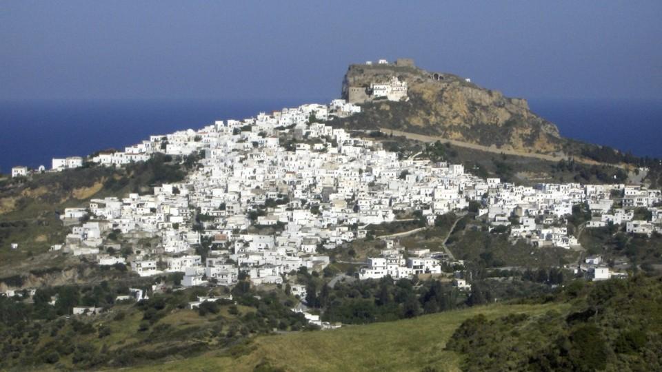 Skyros, a hóra
