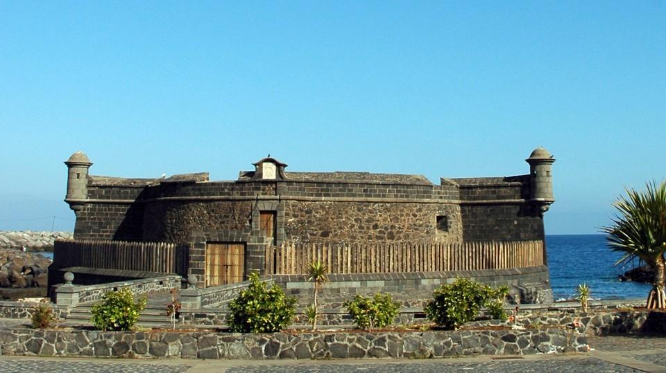 San Juan Bautista-erőd