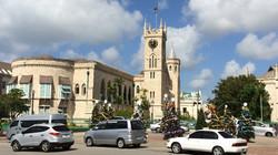 Bridgetown, a Parlament