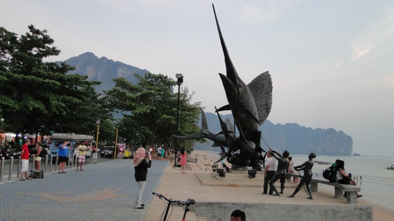 Krabi, Ao Nang