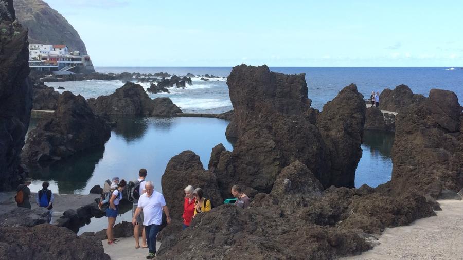Madeira, Porto Moniz