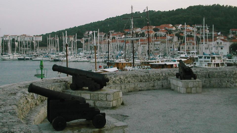 Korcula, ACI marina