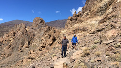 Tenerife, kirándulás a Teide-n