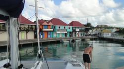 Antigua, St. John's kikötője