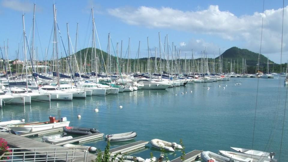 Martinique, Le Marin