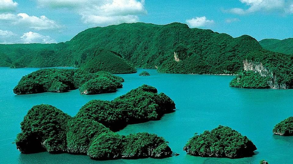 A Langkawi szigetcsoport