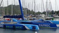 Pointe-a-Pitre, marina