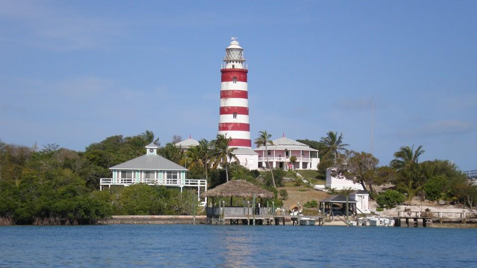 Hopetown világító torony