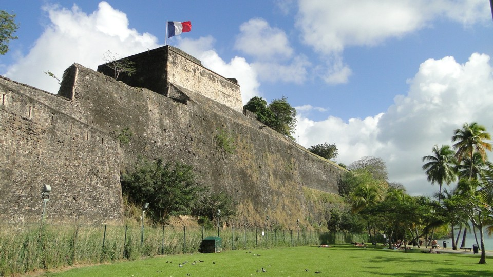 Martinique, Fort-de-France