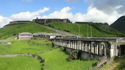 St. Kitts - Brimstone Hill-erőd