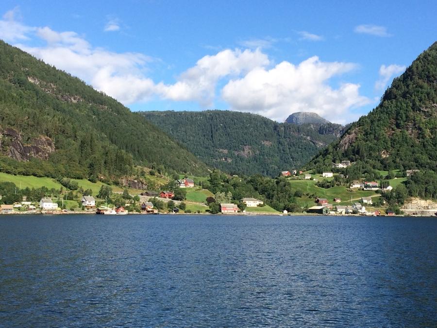Hardanger-fjord