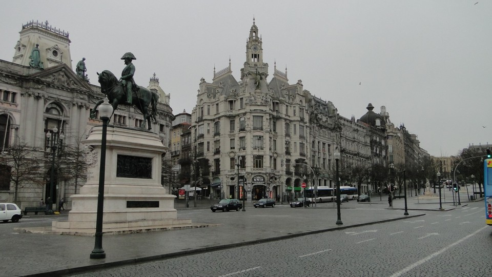 Porto főtere