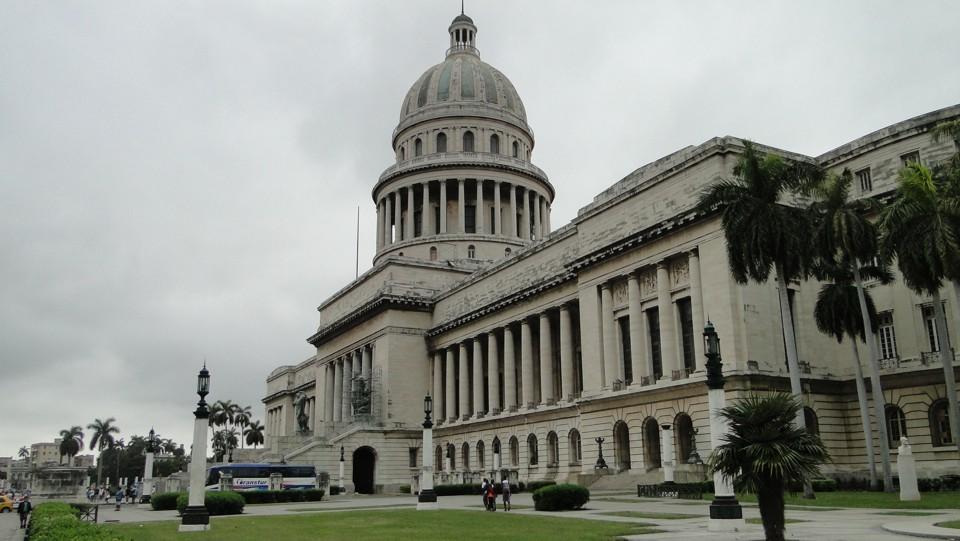 Havanna, Capitolium