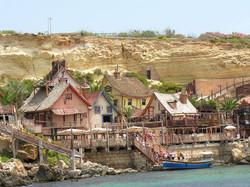Málta, Popeye falu