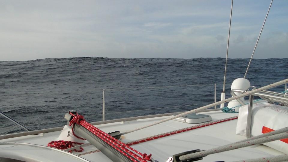 Az Atlanti-óceánon