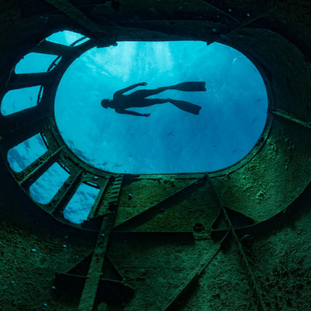 Learn to Free Dive with Adventure Photographer Kellon Spencer