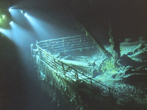 Diving the Titanic with Deep Sea Explorer Rory Golden