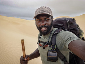 Crossing Africa: a 7,500-mile Trek from Cape Town to Cairo with Explorer Mario Rigby